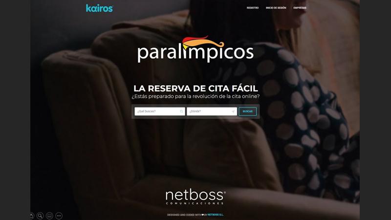 Netboss Comunicaciones apoya con su tecnología al Comité Paralímpico Español